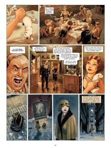 """Leseprobe aus """"Broadway 1"""" (Copyright: Splitter Verlag)"""