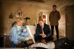 """Mitten ins Herz treffen nicht nur die Mörder in """"Inspector Barnaby"""", sondern auch die schrulligen Charaktere der Krimiserie. (Copyright: Edel:Motion)"""