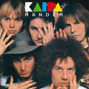 "Albumcover: ""Händer"""
