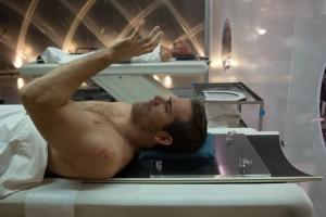 """Aus alt mach neu - Ryan Reynolds in """"Self/Less"""" auf dem Weg zur Unsterblichkeit. (Copyright: Concorde Home Entertainment)"""
