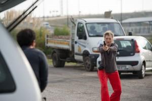 Zwischen Haushalt und ermittlungsarbeit: Candice Renoir (gespielt von Cécile Bois) | Copyright: Edel:Motion