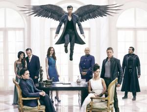 """Insgesamt gut besetzt: """"Dominion - Staffel 1"""" (Copyright: Pandastorm Pictures)"""