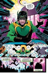 Loki ist und bleibt eben Loki. (Copyright: Panini Comics)