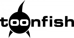 Logo des Toonfish-Verlags