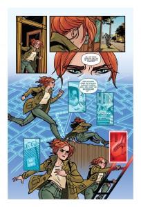 Auf der Jagd nach einem Dieb - Babs Gordon wird auch ohne Superheldinnen-Kostüm aktiv. | Copyright: Panini Comics