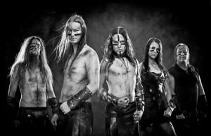 Ensiferum, 2012 (Copyright: Ensiferum)
