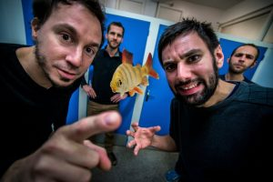 April Fishes (Copyright: Michael Parque)