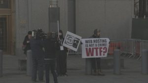 "Schuldig oder nicht? Der Fall Ross Ulbricht in ""Deep Web - Der Untergang der Silk Road"" (Copyright: Koch Media)"