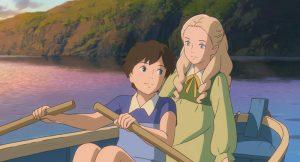 Filme aus dem Studio Ghibli Hause haben stets einen ganz besonderen Zauber. Schon der Look ist magisch und transportiert eine eigene Stimmung. (Copyright: Universum Film)