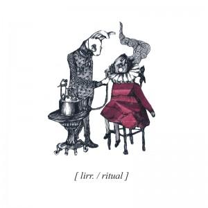 """Cover der EP """"Ritual"""""""