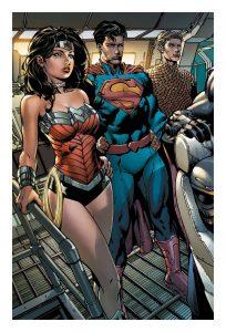 "Leseprobe aus ""Wonder Woman - Göttin des Krieges 1"" (Copyright: Panini Verlag)"