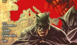 Batman - Europa - Cover
