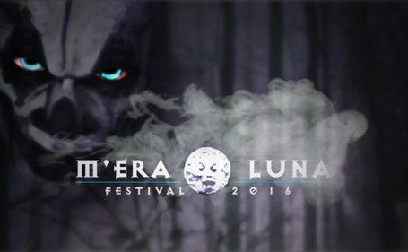 Gewinnt eines von zwei M'era Luna Fan-Packages