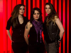 The Amorettes (Copyright: The Amorettes)