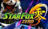 Star fox Zero - Cover