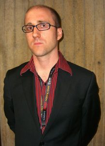 Kieron Gillen (Copyright: Luigi Novi)