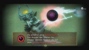 Zwischen Licht- und Schattenreich. (Copyright: Nintendo)