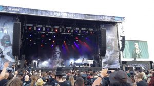 Lacrimosa, Mainstage (Copyright DeepGround, Maria)