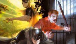 Batman Eternal- Kirche des Bösen Band 2 - Cover