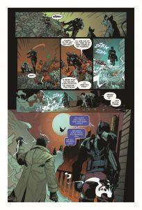 "Leseprobe aus ""Batman - Arkham Knight: Genesis"" (Copyright: Panini Verlag)"