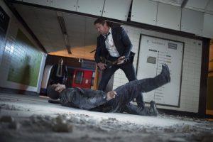 """Viel Action in """"London Has Fallen"""" - und mittendrin Gerard Butler als Mike Banning. (Copyright: Universum Film)"""