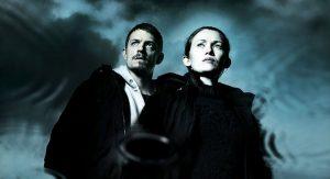 Ein Ermittlerduo mit Ecken und Kanten: Sarah Linden (Mireille Enos) & Stephen Holder (Joel Kinnaman) | Copyright: Pandastorm Pictures)