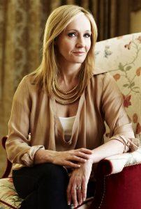 J. K. Rowling (Copyright: Wall to Wall Media Ltd. / Andrew Montgomery/dpa)