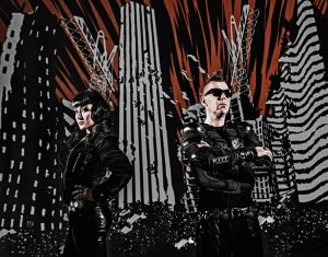 KMFDM (Copyright: Franz Schepers)