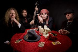 The Quireboys (Copyright: The Quireboys)
