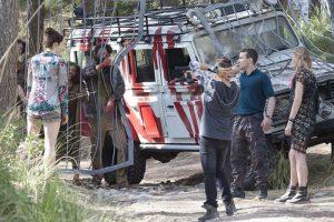 "Zombie-Alarm in ""The Rezort"". (Copyright: Ascot Elite Home Entertainment)"