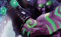 William King - World of Warcraft: Illidan
