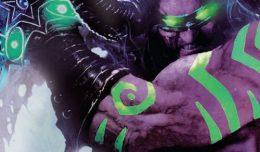 William King - World of Warcraft: Illidan