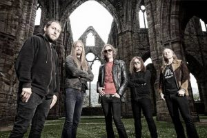 Opeth (Copyright: Stuart Wood)