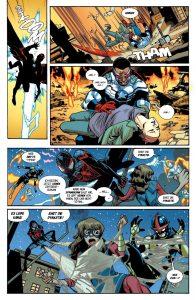 """Leseprobe aus """"Avengers #4"""" (Copyright: Panini Verlag)"""