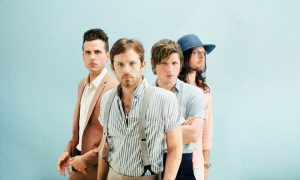 Kings Of Leon (Copyright: Sony Music)