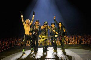 Scorpions, Konzert in Brüssel (Copyright: Marc Theis)