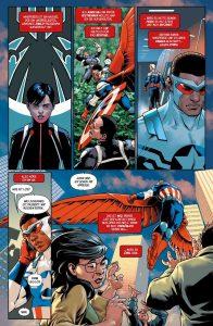 """Ein Blick in """"Avengers #5"""" (Copyright: Panini Verlag)"""
