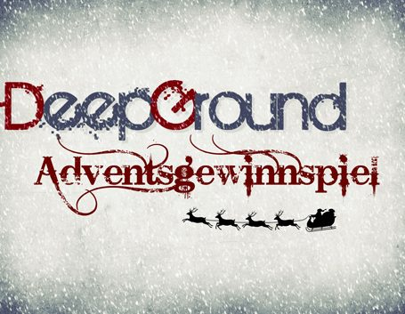 DeepGround Adventsgewinnspiel
