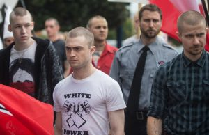 "Daniel Radcliffe undercover in der Neonazi-Szene: ""Imperium"" (Copyright: Ascot Elite Home Entertainment)"