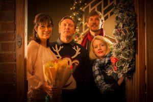 """Mit der DVD-Box """"Happy Winter"""" wird es weihnachtlich bei """"Inpsector Barnaby"""" (Copyright: Edel:Motion)"""