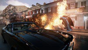 Drogen, Waffen, Gewalt und Machtbesessenheit sind nur einige Aspekte, die Mafia III zu bieten hat. (Copyright: Hangar 13 / 2K Games)