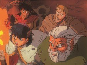 Verschiedene Charaktere bringen Farbe in den Anime. (Copyright: RYO MIZUNO · GROUP SNE · Kadokawa Shoten · Marubeni/TV Tokyo Licensed through DRM)