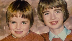 """""""Oasis: Supersonic"""" wirft auch einen Blick auf Liam und Noel Gallagher in jungen Jahren. (Copyright: Ascot Elite Home Entertainment)"""