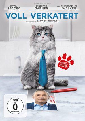 Voll Verkatert DVD Cover