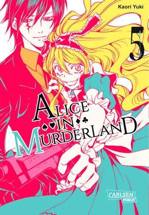 Kaori Yuki - Alice in Murderland (Band 5)