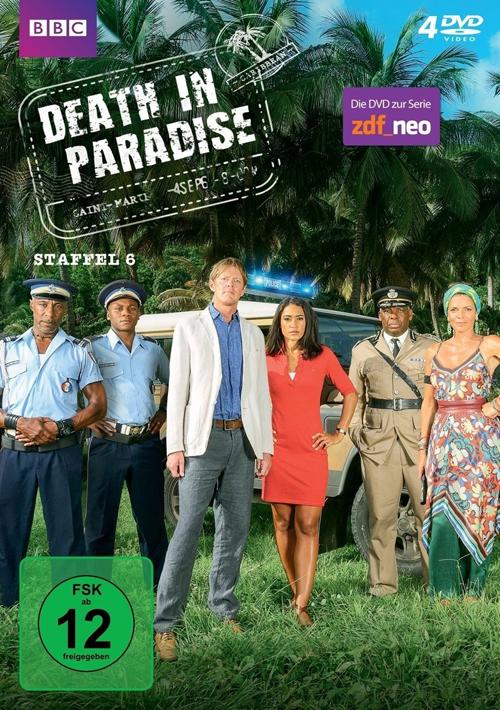 Death In Paradise Staffel 6 Darsteller