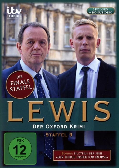 Krimiserie Lewis