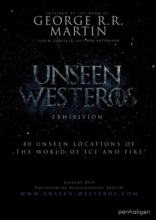 Game Of Thrones Fans Aufgepasst Unseen Westeros Exhibition Im