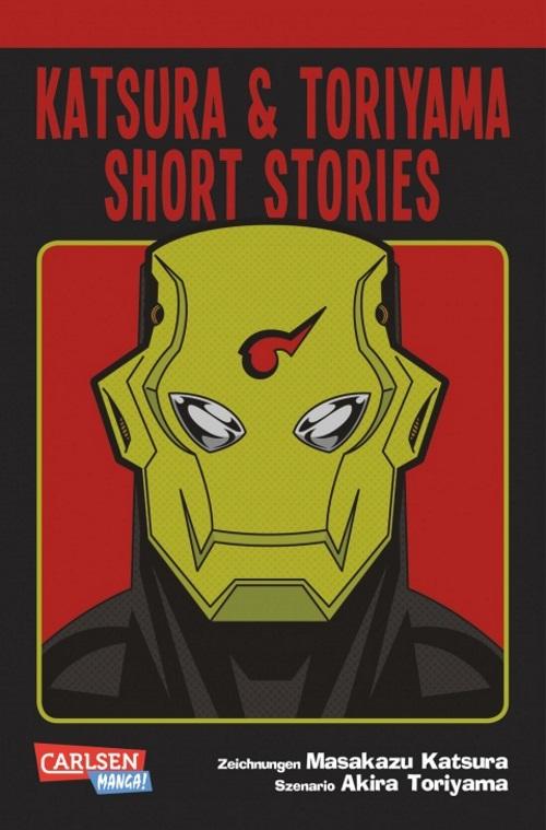 Katsura & Toriyama Short Stories Deepground