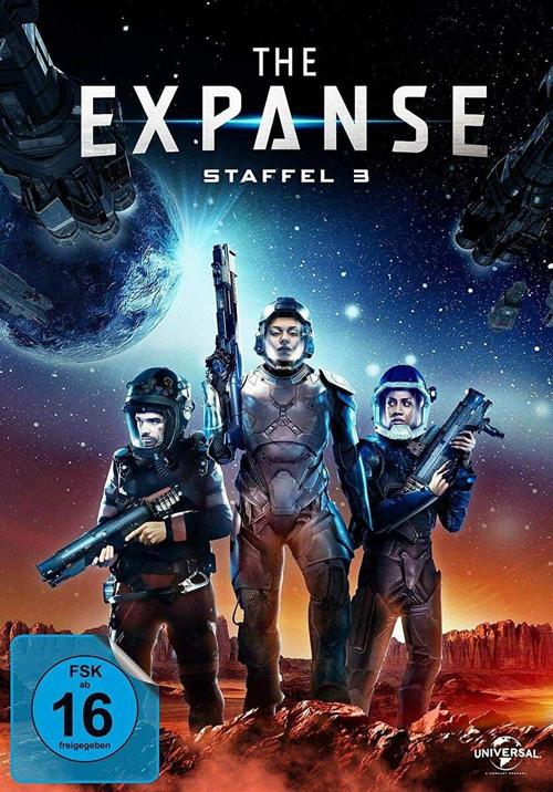 The Expanse Staffel 3